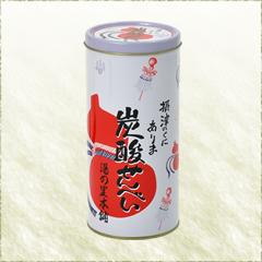 炭酸せんべい 缶(大)