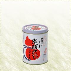 炭酸せんべい 缶(小)